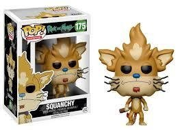 FUNKO - POP RICK AND MORTY: SQUANCHY #175