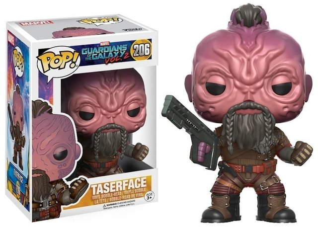 POP! VINYL - GUARDIÕES DA GALAXIA - TASERFACE