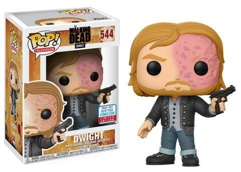 POP! VINYL - THE WALKING DEAD - DWIGHT - EXC SDCC 2017