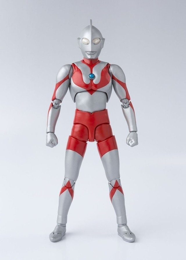 Imagem do IRON STUDIOS - ULTRAMAN 50th ANIVERSARY EDITION (EX CCXP 2016)
