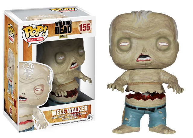 POP! VINYL - THE WALKING DEAD - WELL WALKER
