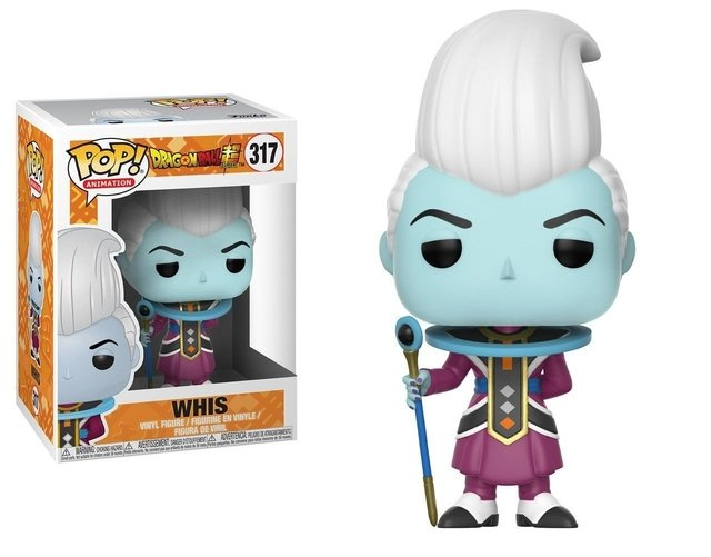 FUNKO - POP DRAGON BALL: WHIS #317