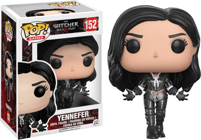 POP! VINYL - THE WITCHER - YENNEFER