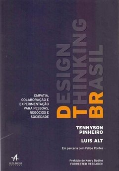 Design Thinking Brasil - Alta Books