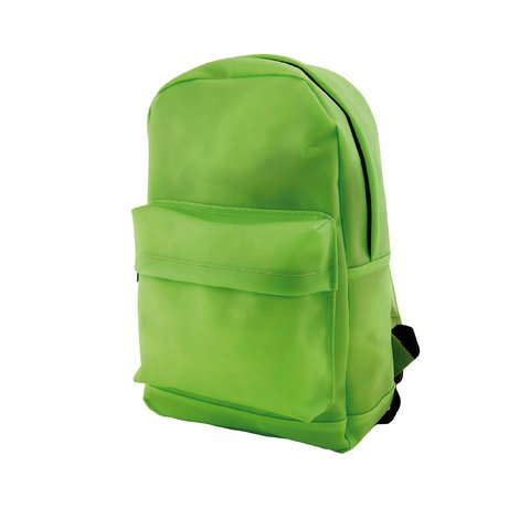 Mochila Big Pocket Jelly Green