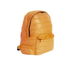 Mochila Big Pocket Nylon Flour Orange