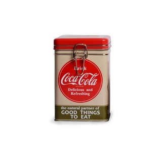 Lata lock top Rectangular Coca-Cola - comprar online