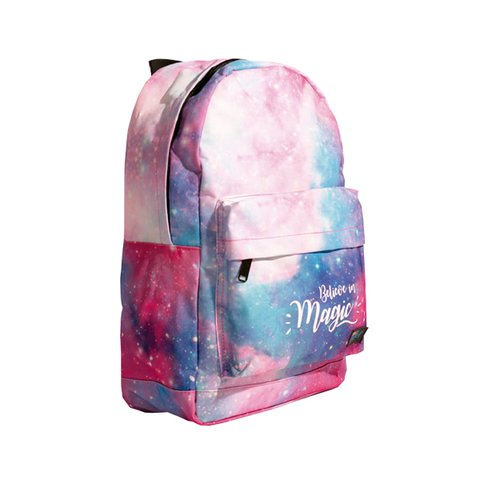 Mochila Big Pocket Basic Multicolor
