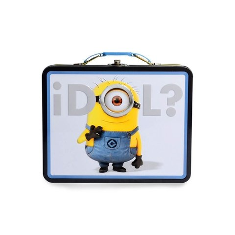 Lunchera Minion Idol rectangular