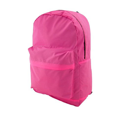 Mochila Big Pocket Jelly Pink