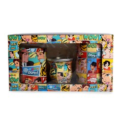 Set de Mate Comic - comprar online
