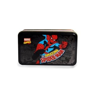 Lata Rectangular Spider Man en internet