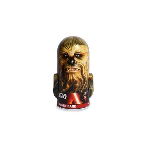 Alcancía Star Wars Chewbacca