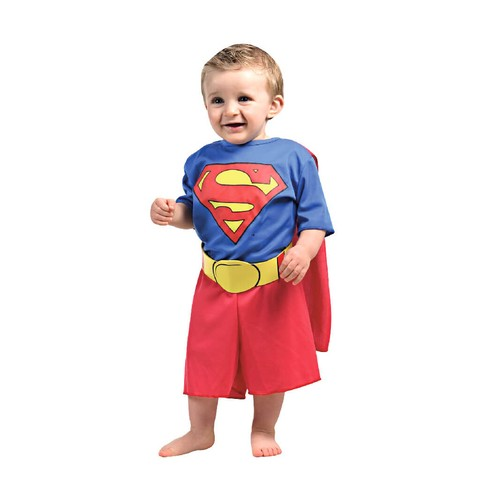Superman bebé