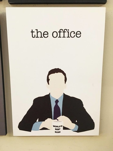 Cuadro The Office Michael Scott - comprar online
