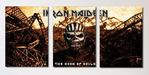 Cuadros - Iron Maiden The Book of Souls