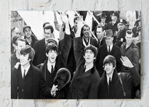 Cuadro The Beatles CA18