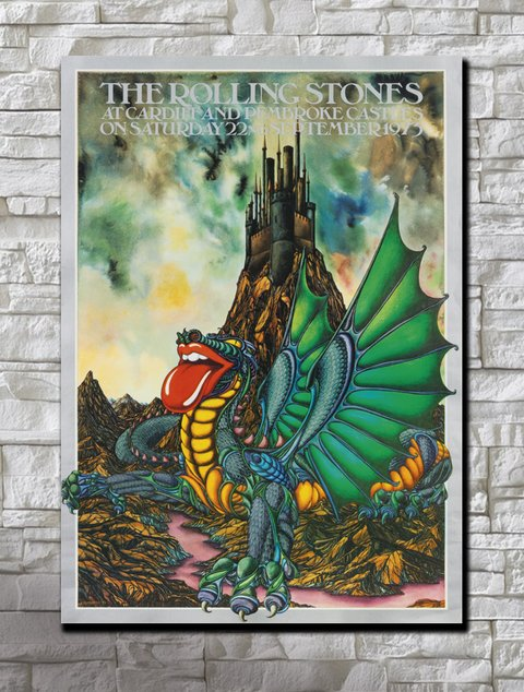 Cuadro The Rolling Stones Poster - comprar online