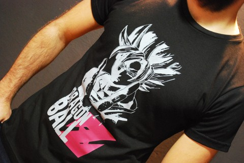 Remera Dragon Ball Z - comprar online