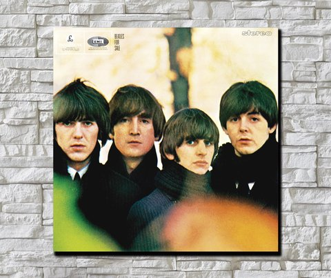 Cuadro The Beatles For Sale - comprar online