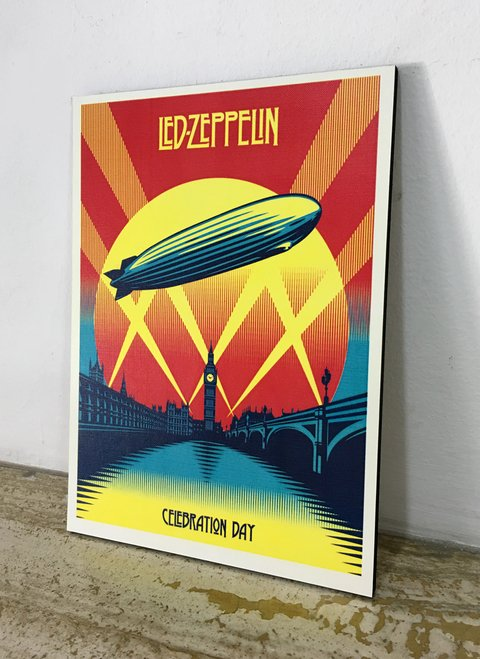 Cuadro Led Zeppelin Celebration CA20