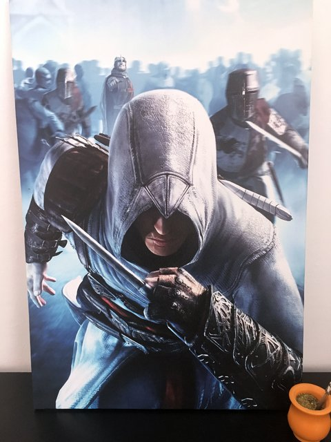 Cuadro Assassin's Creed Modelo 7