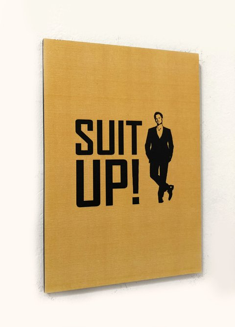 Cuadro How I Met Your mother - Suit Up! - comprar online
