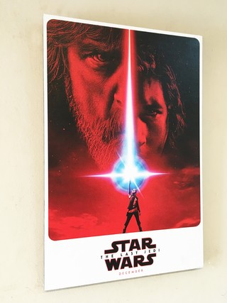 Cuadro Star Wars Episodio VIII: The Last Jedi Teaser Poster en internet