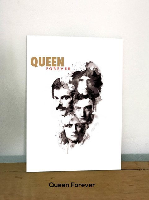 Cuadros Queen Forever