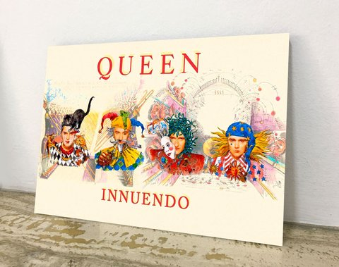 Cuadros Queen Innuendo