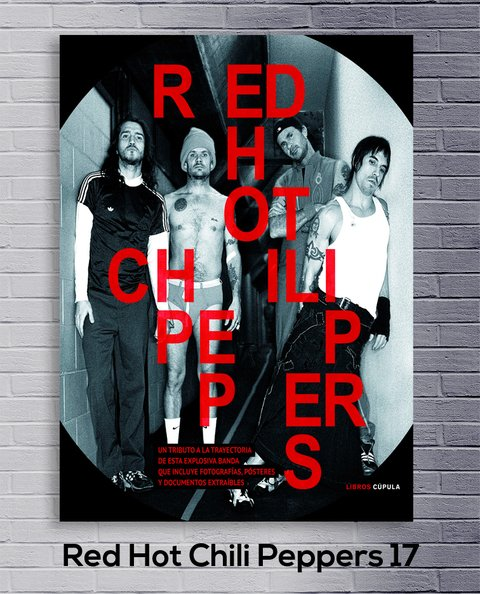 Cuadro Red Hot Chili Peppers 17 - comprar online