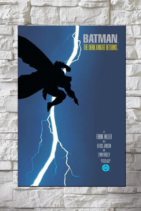 Cuadro Batman: The Dark Knight Returns - comprar online