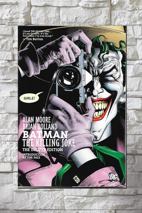 Cuadro Joker The Killing Joke - comprar online