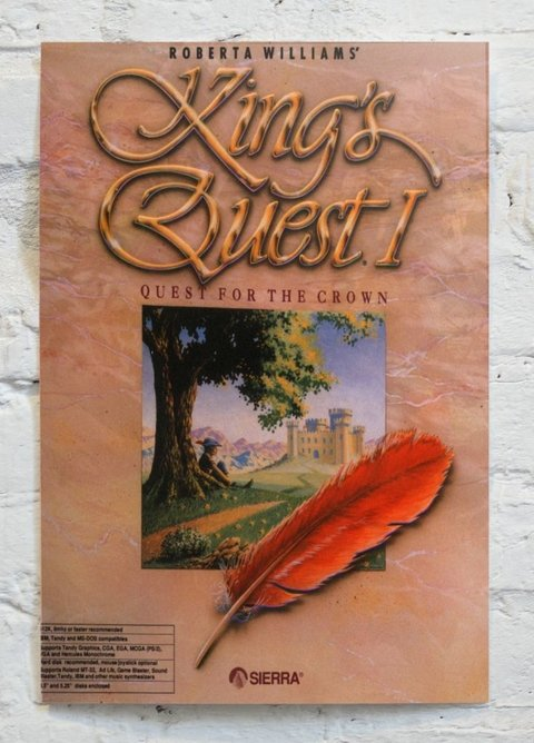 Cuadro King's Quest