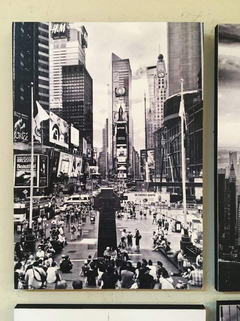 Cuadro New York Times Square - comprar online