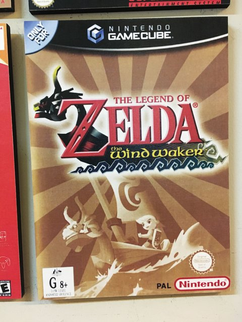 Cuadro The Legend of Zelda: The Wind Waker - comprar online
