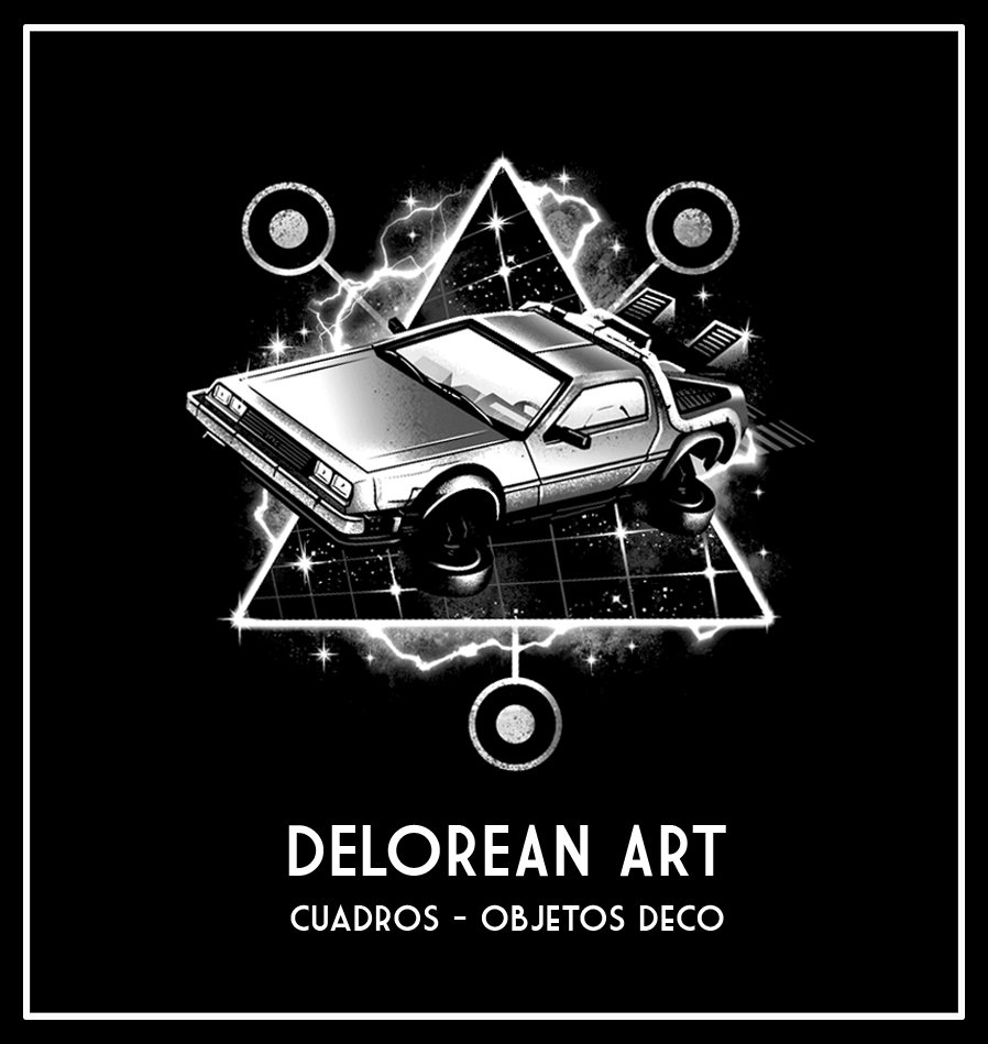 Deco Delorean