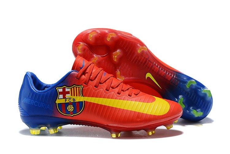 innovative design 1f0a0 c1b88 Nike Mercurial Vapor XI Barcelona FG Campo