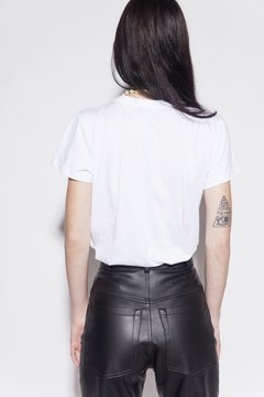 vegan leather pants - VÄRI