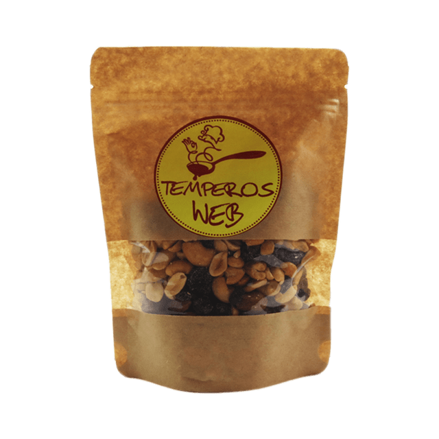 Mix Nuts & Passas - 200g