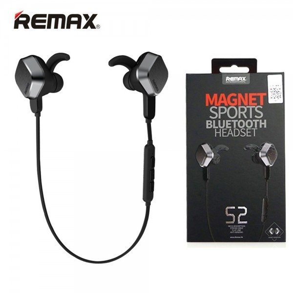 AURICULARES BLUETOOTH HEADSET SPORT REMAX RB-S2