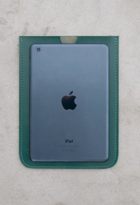 Capa Ipad Mini • Verde •