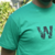 Remera Algodón verde WE - Webb Ellis Shop