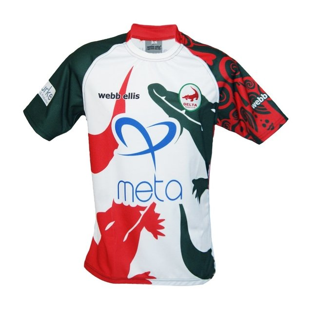 Camiseta Delta Rugby Club Alternativa