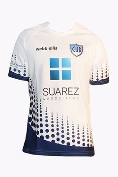 Camiseta Rugby Circulo Universitario De Quilmes - Cuq Alternativa