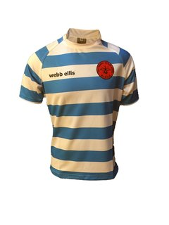 Camiseta Rugby Alternativa Tiro Federal San Pedro