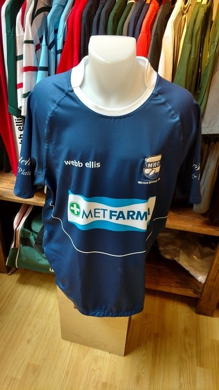 Camiseta Metan Rugby Club
