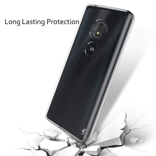 Funda Tpu Ultra Slim Transparente Moto G5 G5s G6 Plus Play