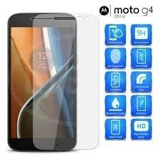Film Glass Vidrio Templado Motorola G4 G4 Plus G4 Play