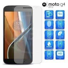Film Glass Vidrio Templado Motorola G4 G4 Plus G4 Play